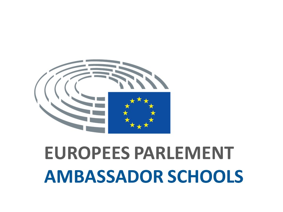 Logo Europees Parlement Ambassador Schools